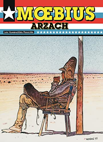 Moebius Oeuvres: Arzach USA