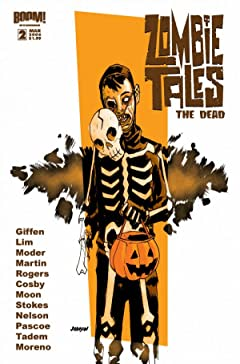 Zombie Tales: The Dead No.2