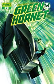 Kevin Smith's Green Hornet No.2