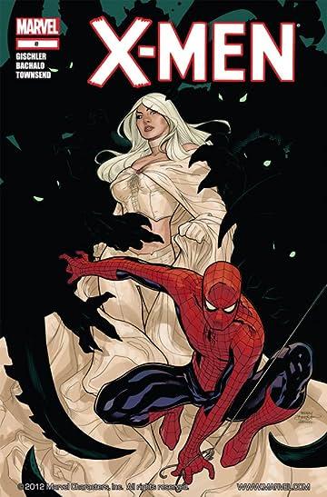 X-Men (2010-2013) #8
