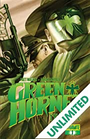 Green Hornet: Year One #1