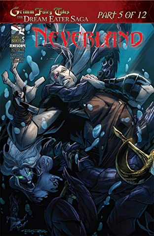 Grimm Fairy Tales: The Dream Eater Saga - Neverland