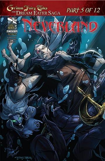 Grimm Fairy Tales: The Dream Eater Saga - Neverland