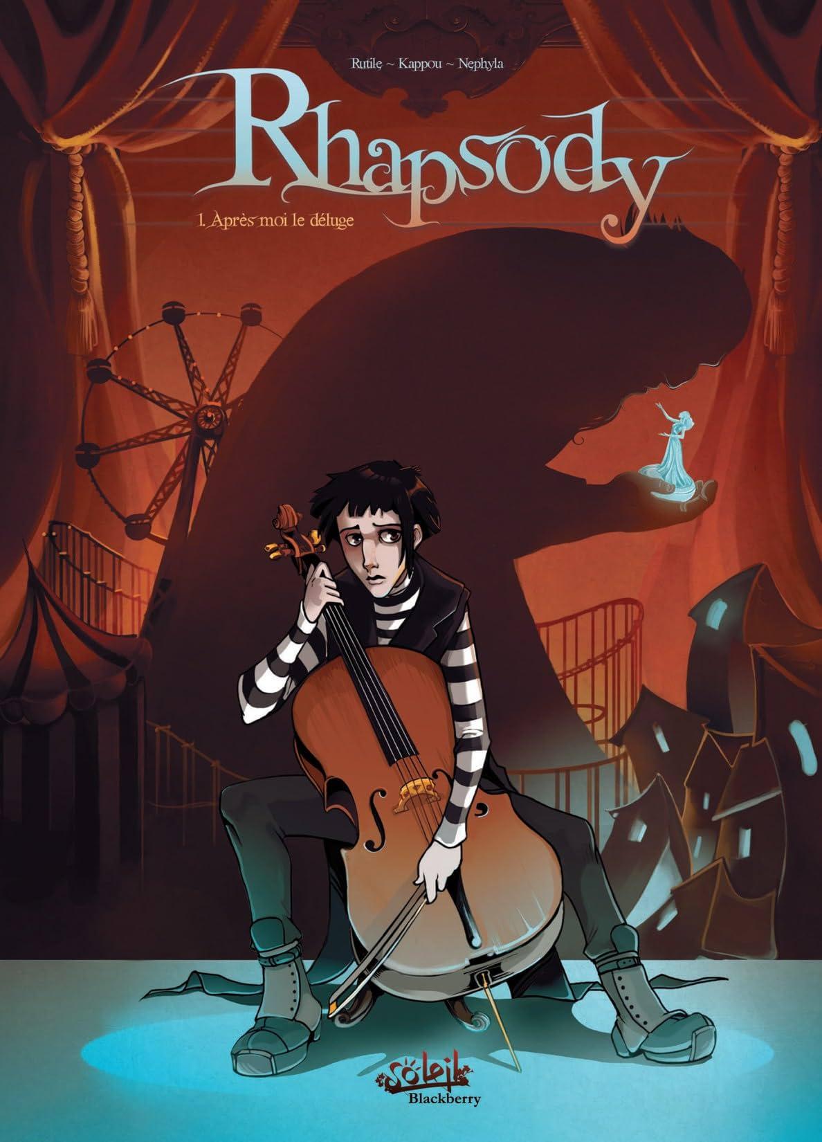Rhapsody Vol. 1: Après moi, le déluge