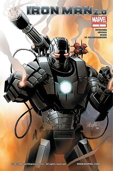 Iron Man 2.0 #1