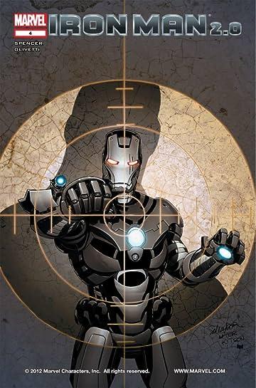 Iron Man 2.0 #4