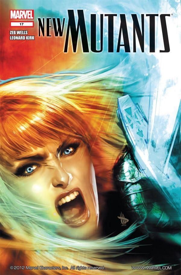 New Mutants (2009-2011) #17