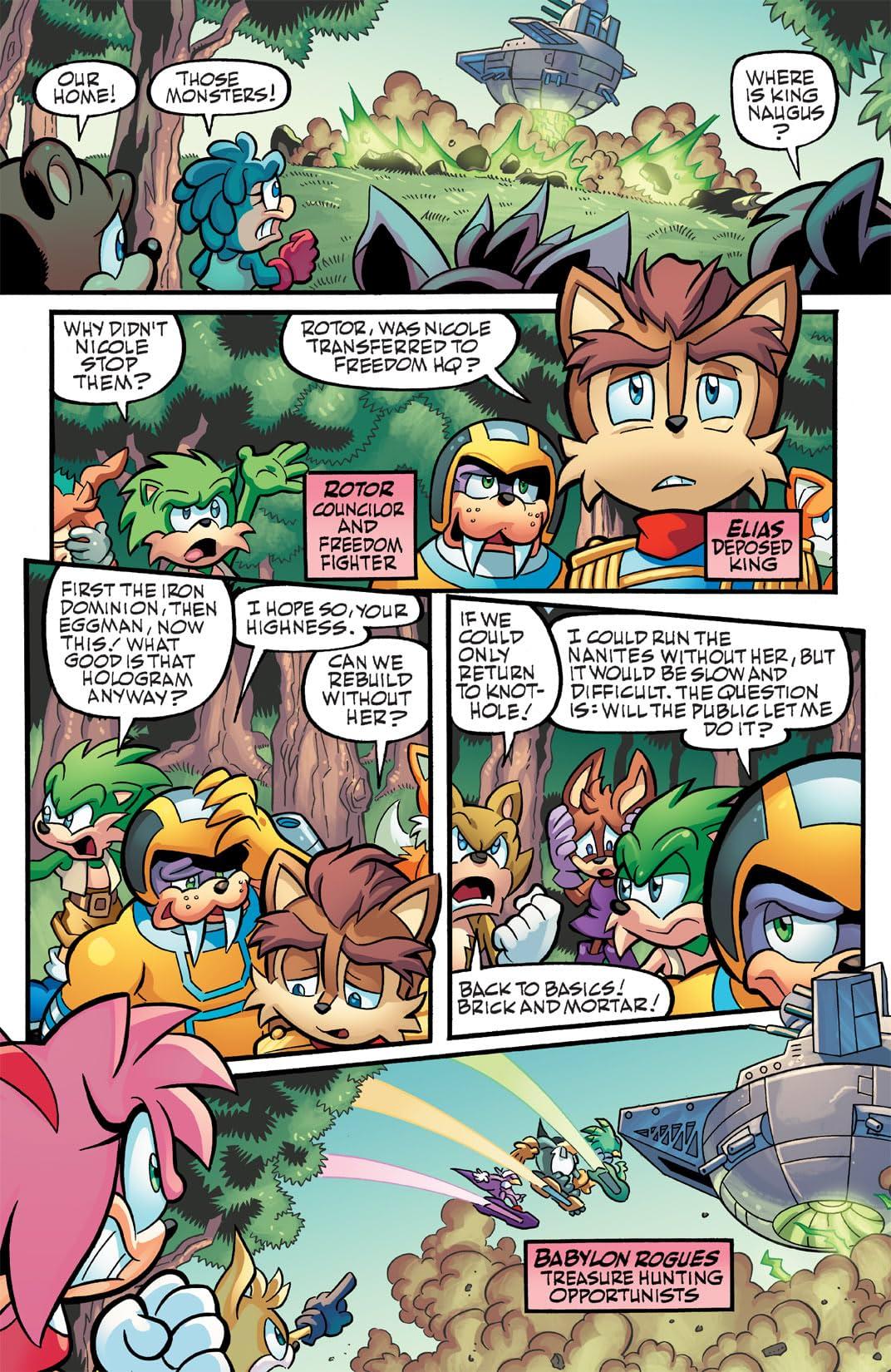 Sonic Universe #36