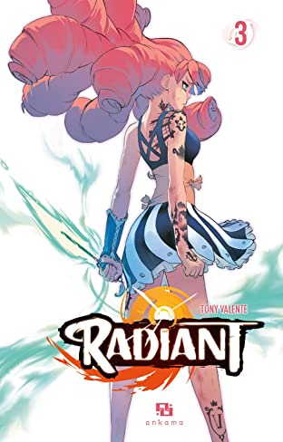 Radiant Tome 3