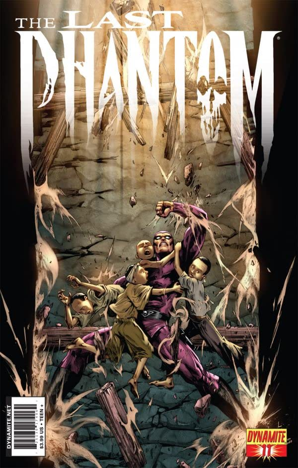 The Last Phantom #11