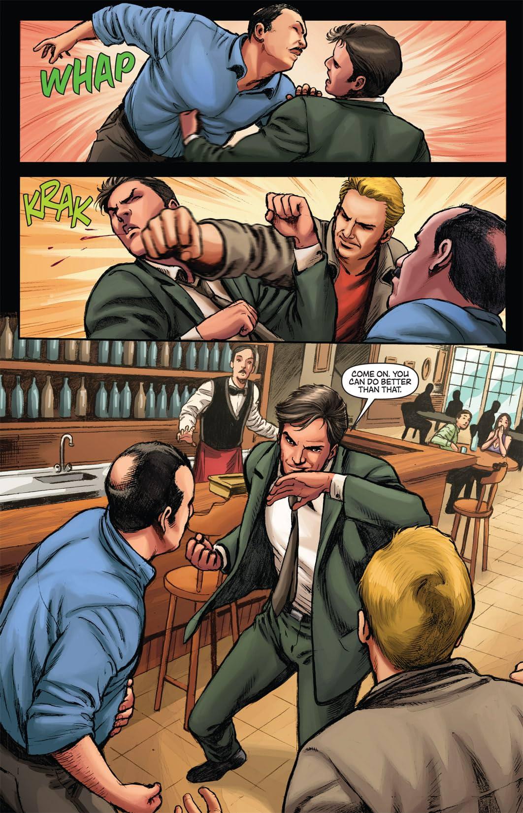 Green Hornet: Annual #2