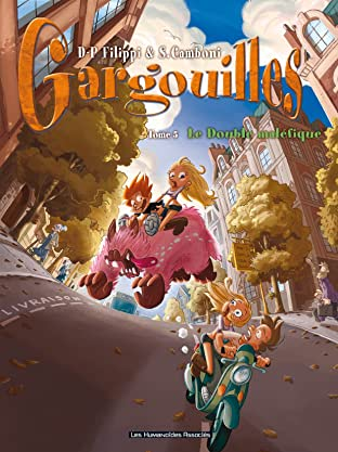 Gargouilles Vol. 5: Le Double maléfique