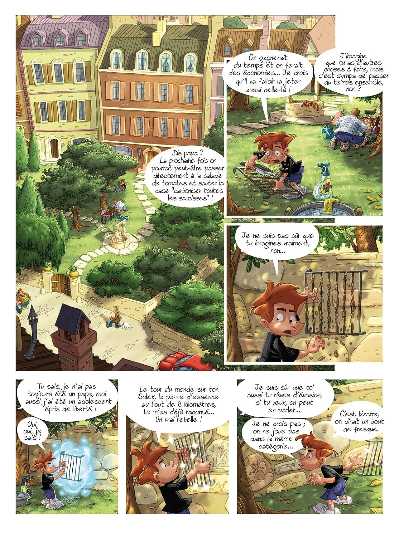 Gargouilles Vol. 7: La Dernière Porte
