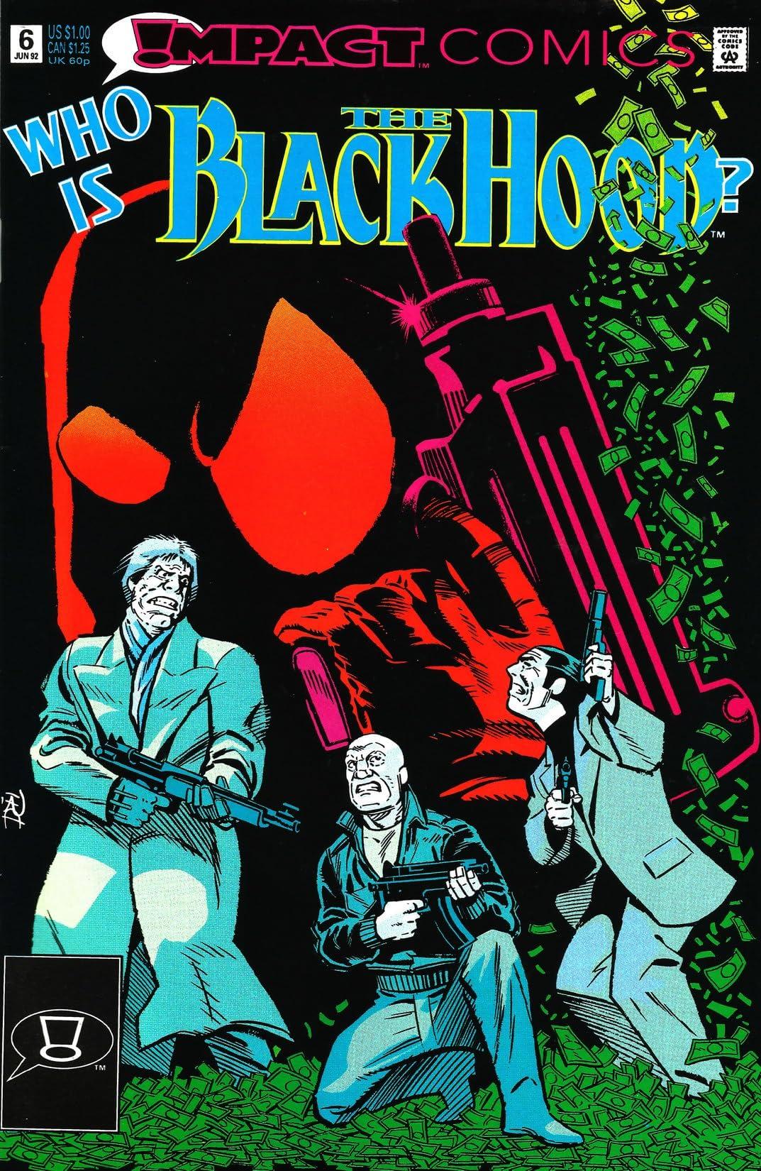 The Black Hood (Impact Comics) #6