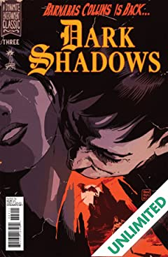 Dark Shadows (Ongoing) #3