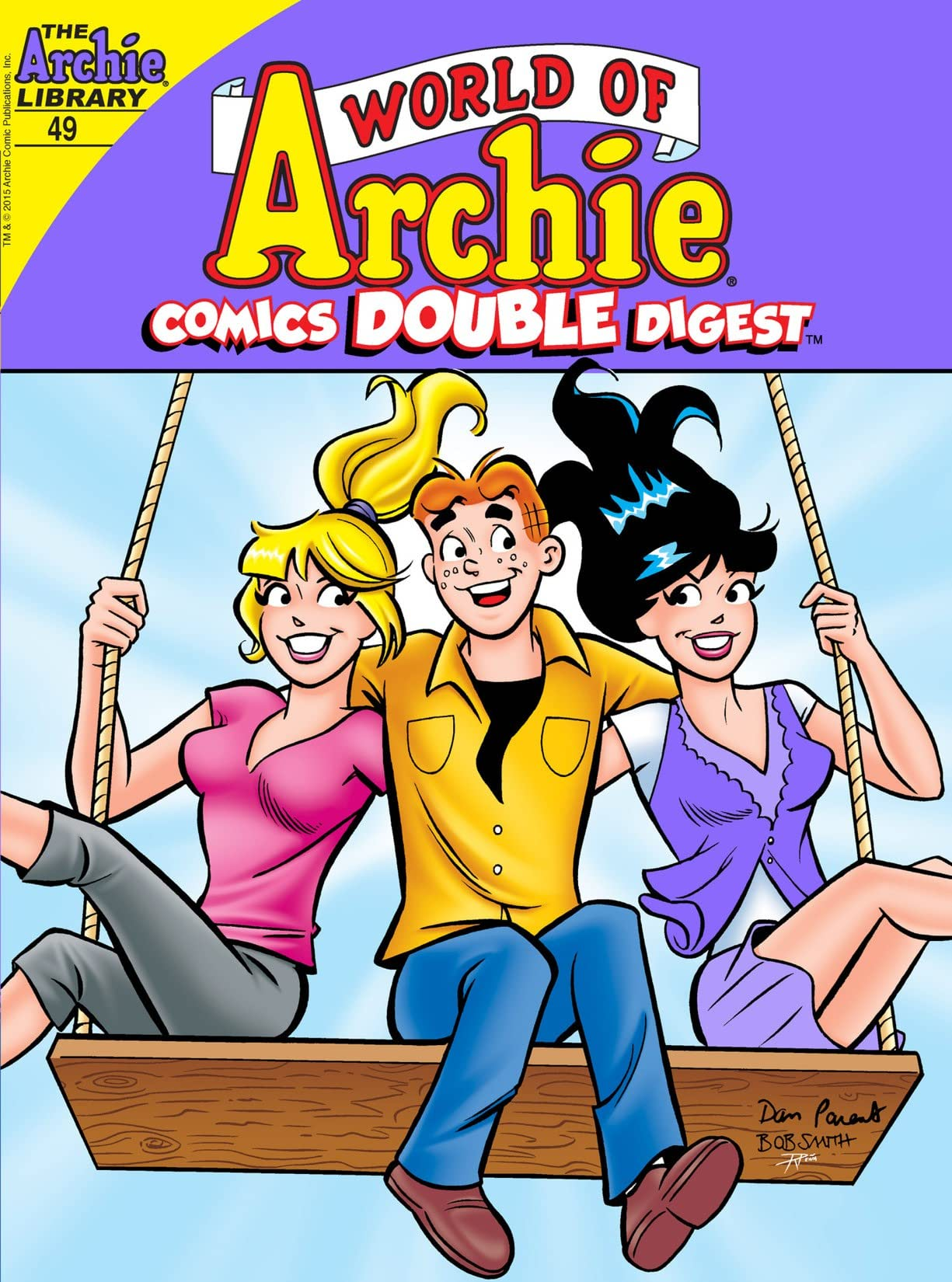 World of Archie Comics Double Digest #49