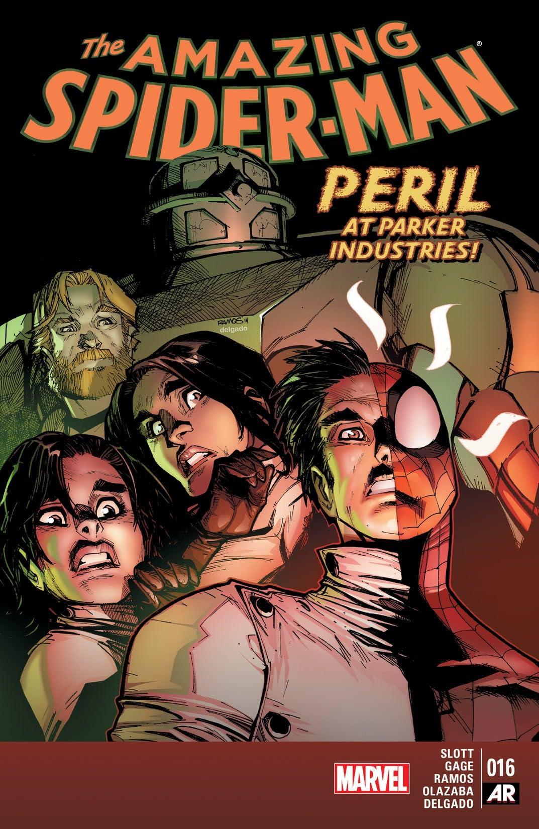 Amazing Spider-Man (2014-2015) #16