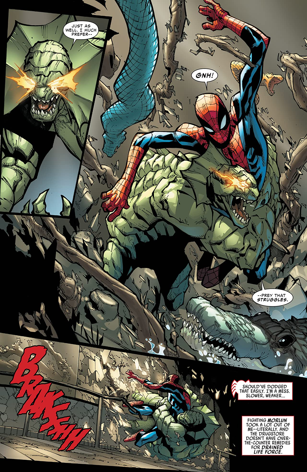 Amazing Spider-Man (2014-2015) #16