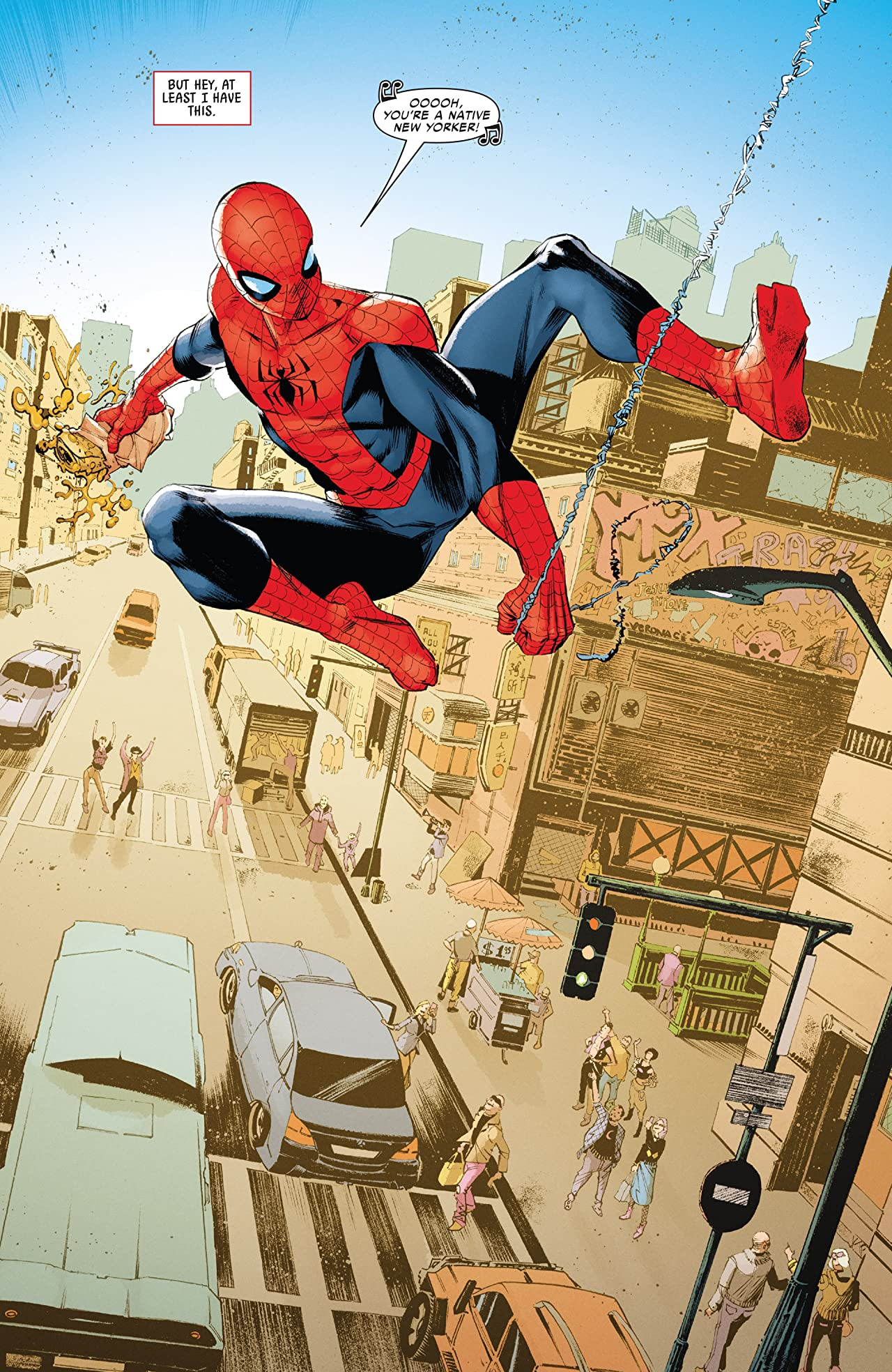Amazing Spider-Man (2014-2015) Special #1