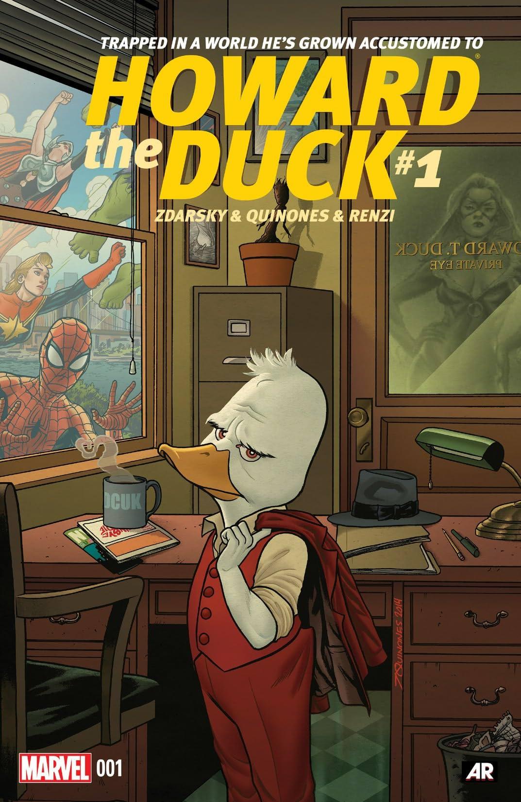 Howard The Duck (2015) #1