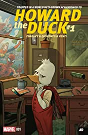 Howard The Duck (2015) #1