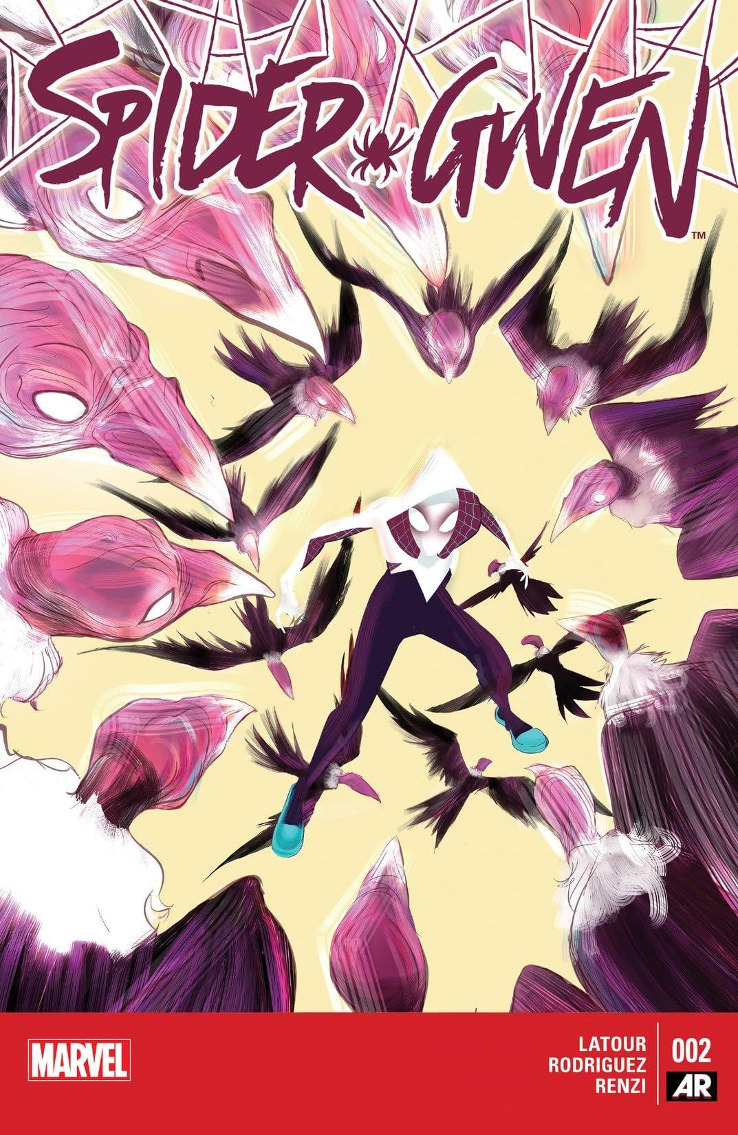 Spider-Gwen (2015) #2