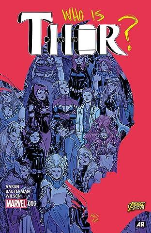 Thor (2014-2015) No.6