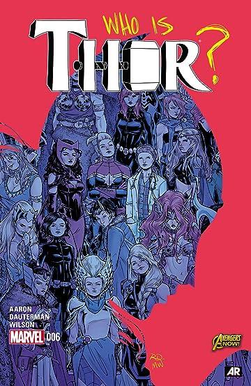 Thor (2014-2015) #6