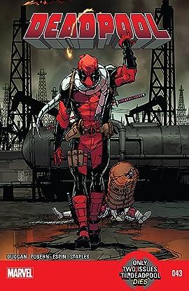 Deadpool (2012-2015) #43