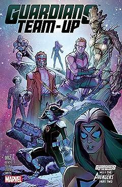 Guardians Team-Up (2015) No.2