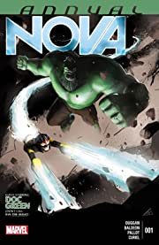 Nova (2013-2015) Annual #1