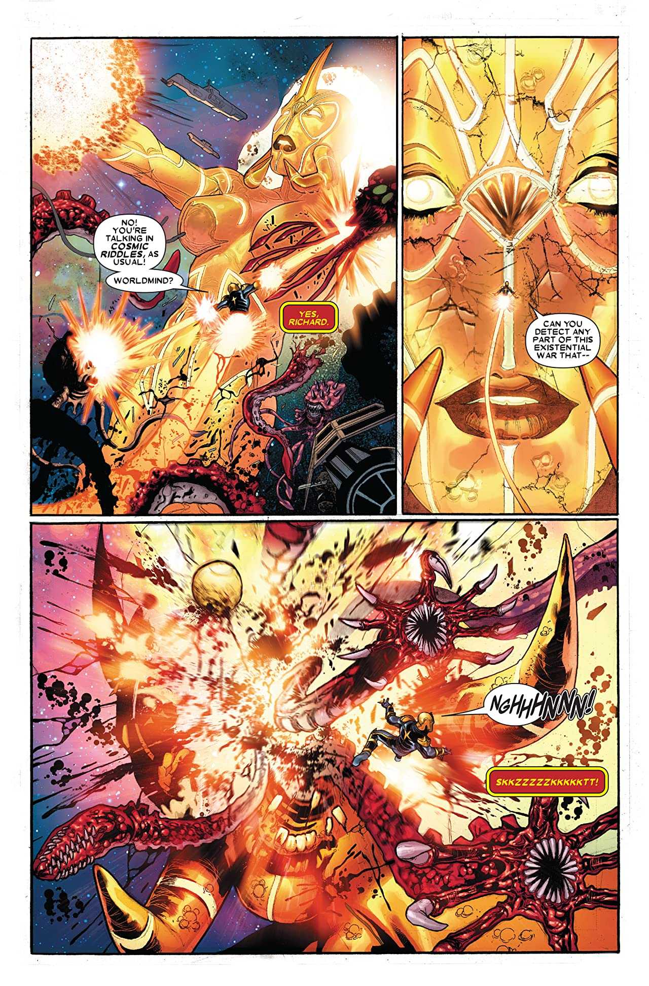 The Thanos Imperative #3 (of 6)
