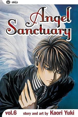 Angel Sanctuary Tome 6