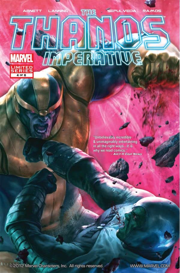 The Thanos Imperative #4 (of 6)
