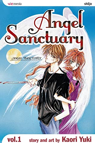 Angel Sanctuary Tome 1