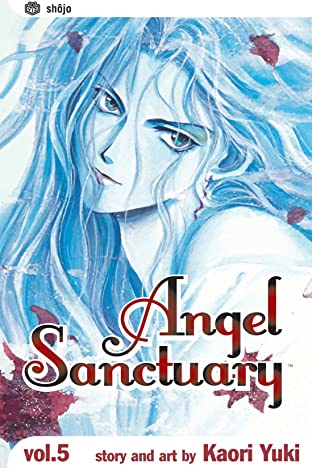 Angel Sanctuary Tome 5