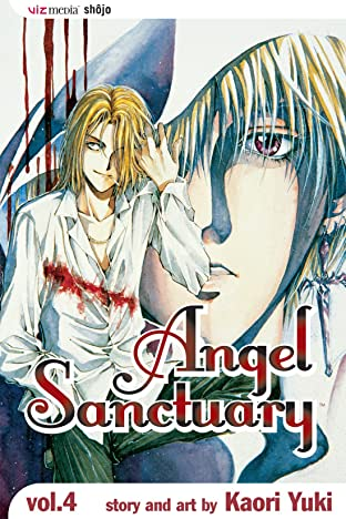Angel Sanctuary Tome 4