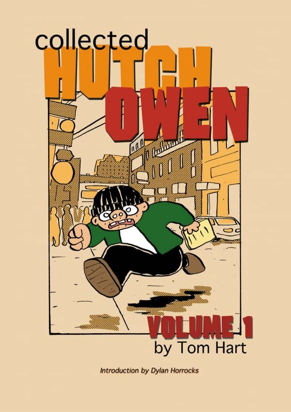 Hutch Owen Vol. 1: The Collected