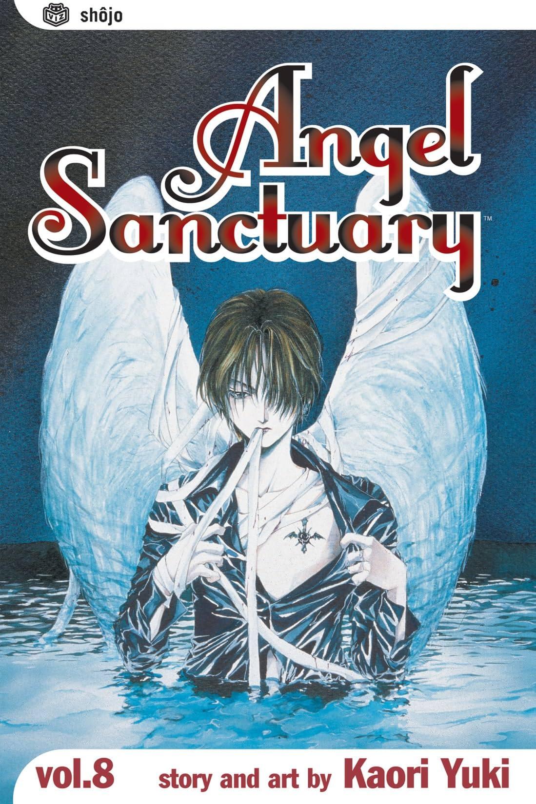 Angel Sanctuary Vol. 8