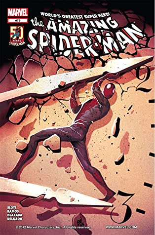 Amazing Spider-Man (1999-2013) #679