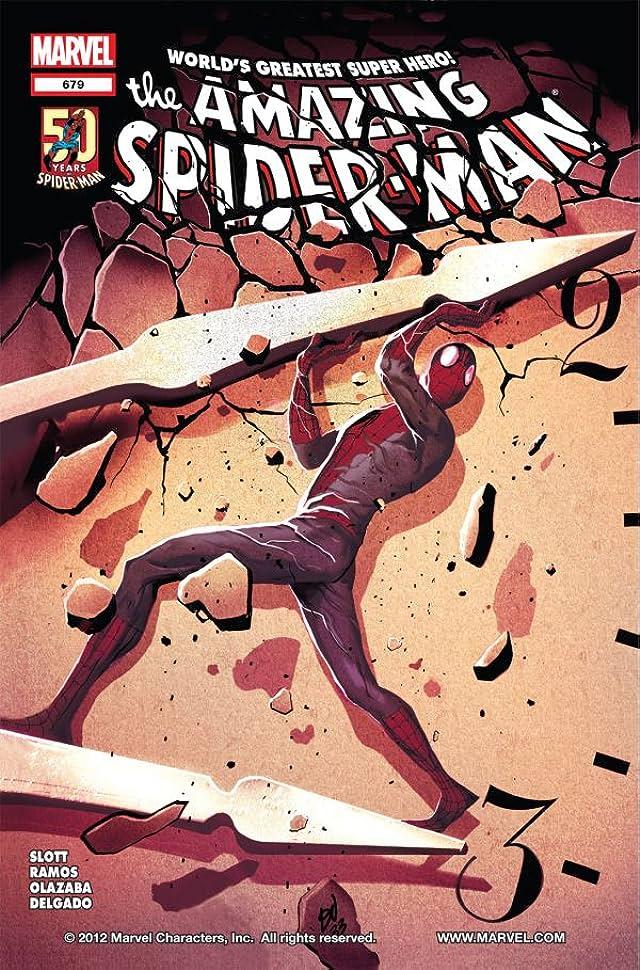 Amazing Spider-Man (1999-2013) #679