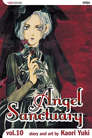 Angel Sanctuary Tome 10