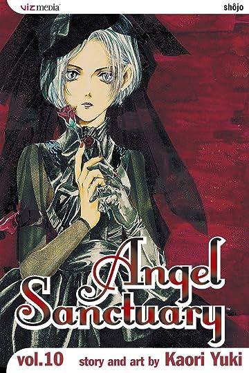 Angel Sanctuary Vol. 10