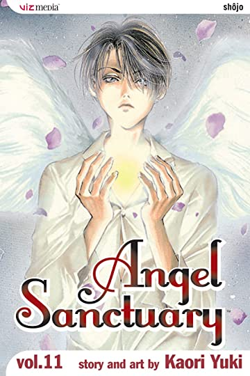 Angel Sanctuary Vol. 11