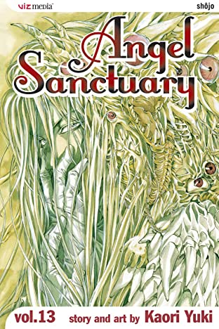 Angel Sanctuary Vol. 13