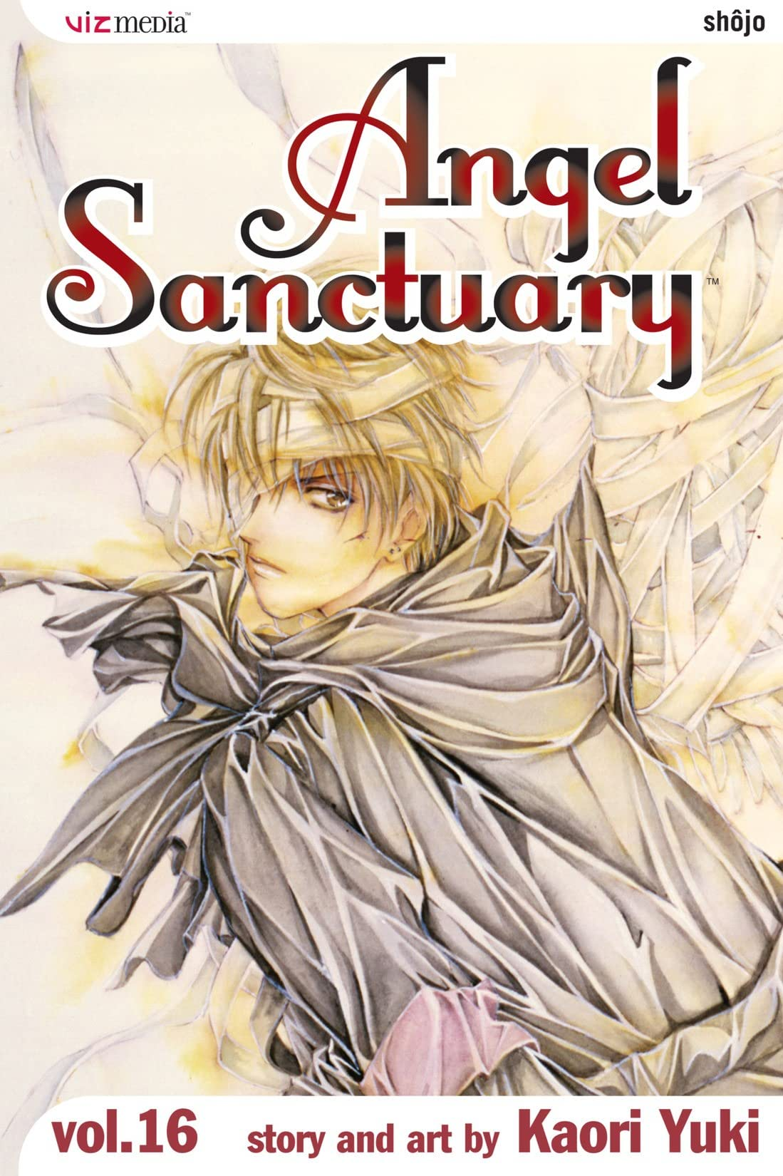 Angel Sanctuary Vol. 16