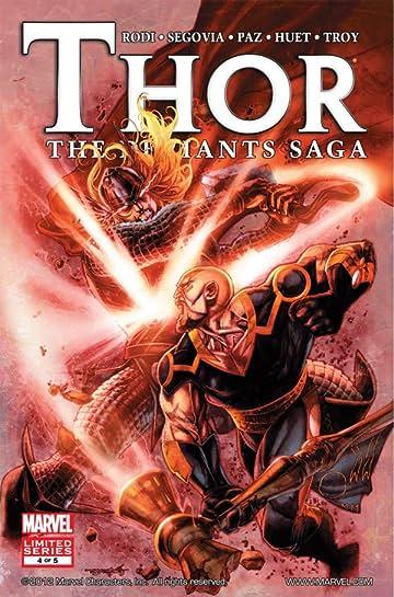 Thor: Deviants Saga #4