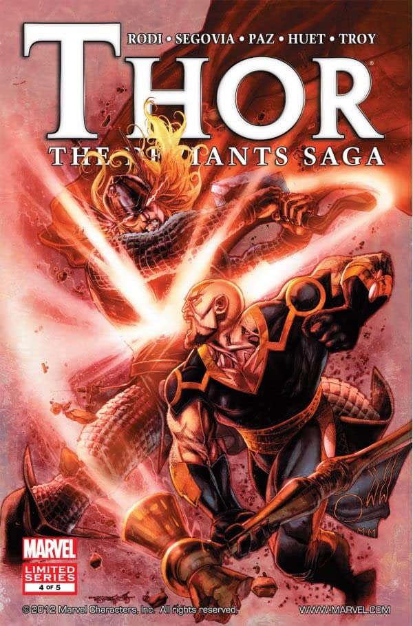 Thor: Deviants Saga #4 (of 5)
