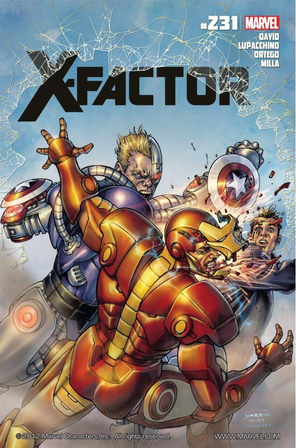 X-Factor (2005-2013) #231