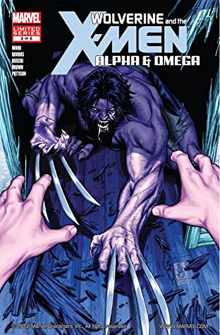 Wolverine and the X-Men: Alpha and Omega #2 (of 5)